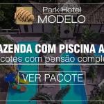 hotel fazenda sp com piscina aquecida e pensão completa