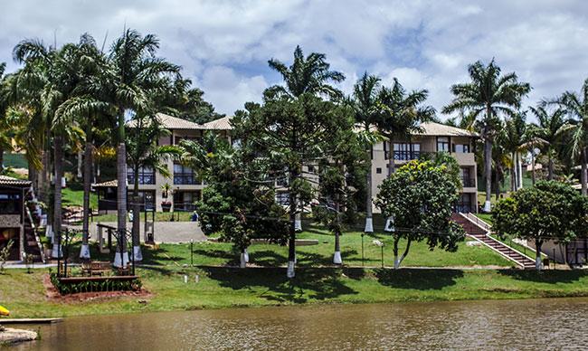 hotel fazenda para semana santa frente do hotel