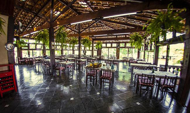 restaurante romântico