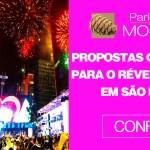 Propostas gratuitas para o Réveillon 2019 em São Paulo
