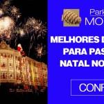 Melhores destinos para passar o Natal no Brasil