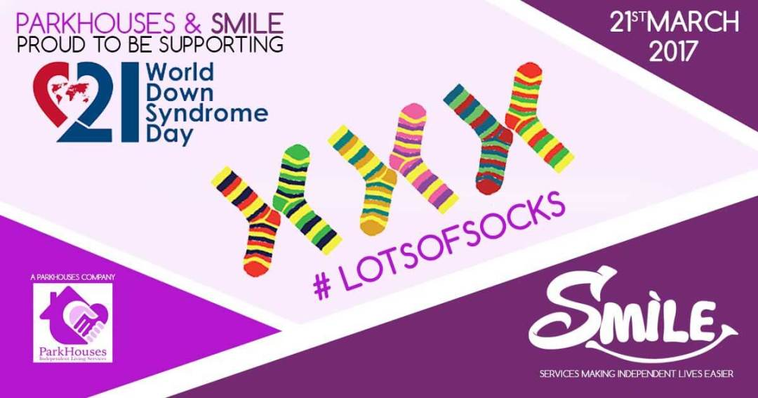 ParkHouses & Smile #lotsofsocks