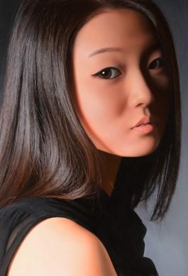 M.J.Kim, 194X130Cm(76.3X51″), oil on canvas, 2013