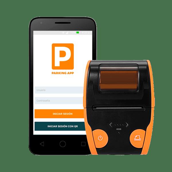Kit Celular e Impresora