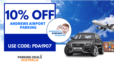 Andrews Airport parking Brisbane Discount Code