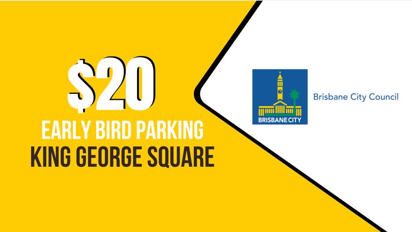 King george square car park