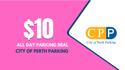 Cheap Perth parking Deal