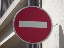 réglementation place de parking