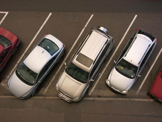 Le bon rendement d'un parking en location