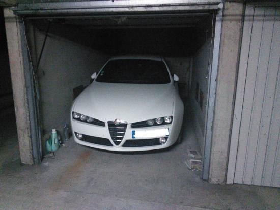 boxer un parking