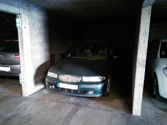 fermer un parking n'est pas toujours facile