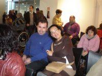 Asociación Parkinson Elche en el día Internacional de las personas con discapacidad