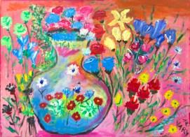 Pintura de Evaristo Martínez