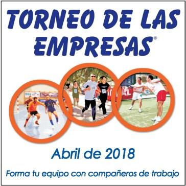 Torneo de las empresas Elche 2018