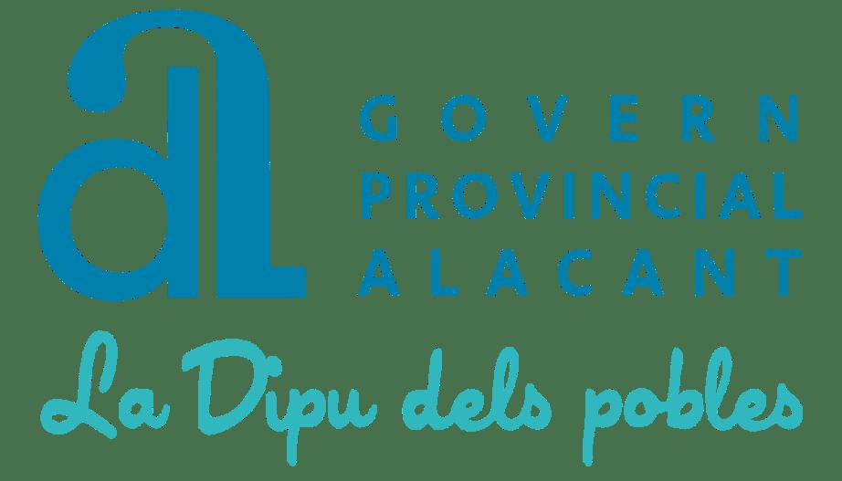 Logotipo de la Diputación Provincial de Alicante