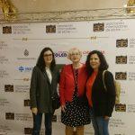 Asistencia a los premios Dátil d'O