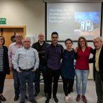 Charla en la UMH de la Aosciación a los alumnos de Fisioterapia