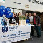 Día Mundial del Parkinson, 11 de abril de 2019 – Plaza de Barcelona