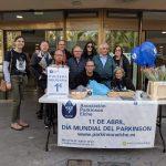 Día Mundial del Parkinson, 11 de abril de 2019 – Plaza de Madrid
