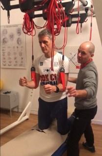 """trattamento """"Neurac RedCord"""" con Marco Baldini"""