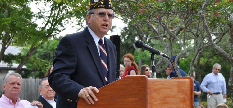 Parkland Holds Memorial Day Observance Ceremony May 24