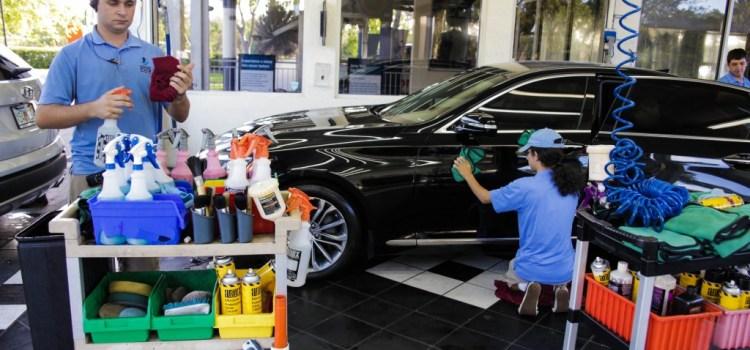 Rising Tide Car Wash Named Winner in Adult Autism Award