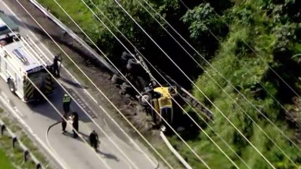 Sunrise Man Killed, Three Injured in Parkland Crash