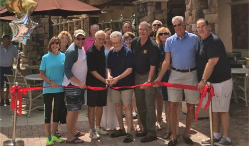 Heron Bay Opens New Cabana Grille Restaurant