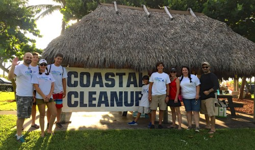 Students Can Earn Service Hours During Annual Coastal Cleanup