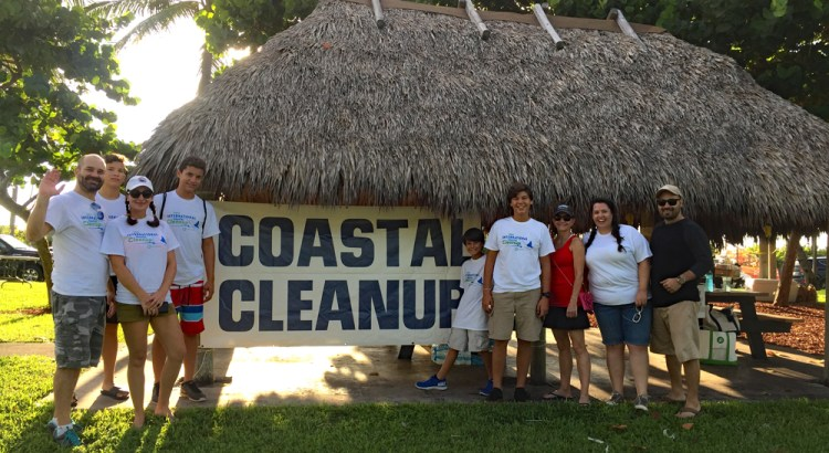 Students Can Earn Service Hours During Coastal Cleanup