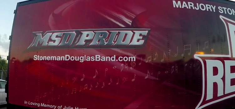 Big Reveal: Marjory Stoneman Douglas Gets New Band Trailer