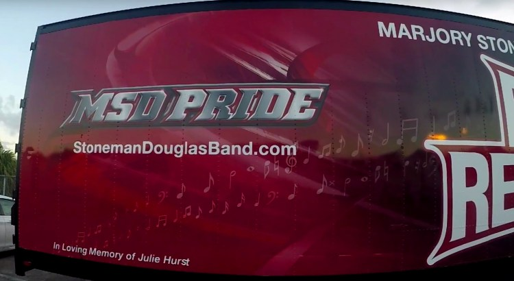 Big Reveal: Marjory Stoneman Douglas Gets New Band Trailer