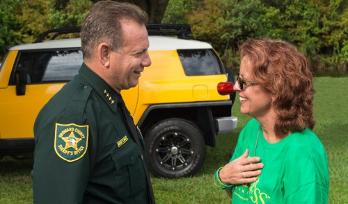 Sheriff Israel: Special Attention To Those With Special Needs
