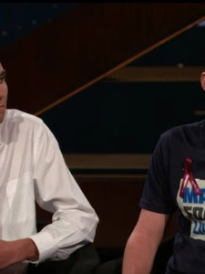 'Trump needs to listen to the screams of the children,'  Parkland Students to Bill Maher