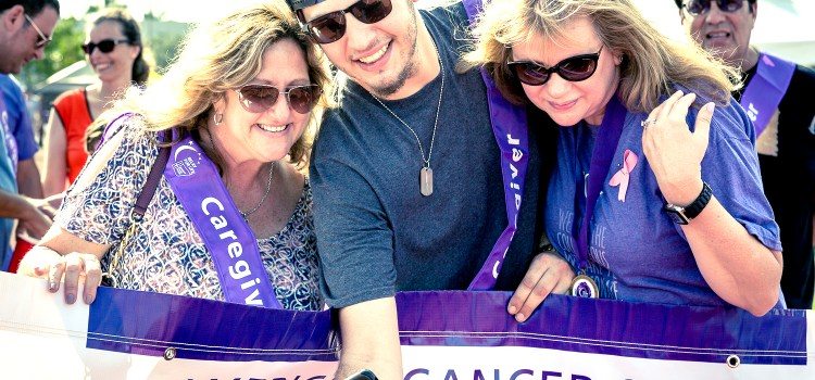 'Survivors Standing Strong' at Relay For Life Parkland Coral Springs April 13