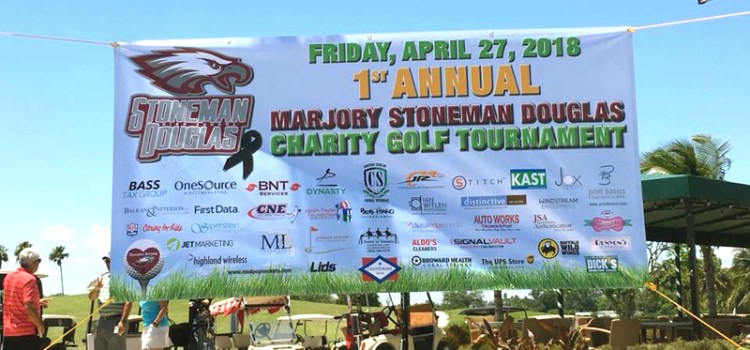 Marjory Stoneman Douglas Charity Golf Tournament and Silent Auction Held April 27