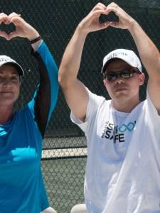 Parkland Mom's 'Make Our Schools Safe' Raises $30K at Tennis Fundraiser