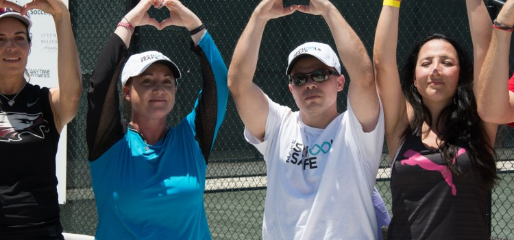 Parkland Mom's 'Make Our Schools Safe' Raises $30K at Tennis Fundraiser