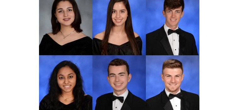 2018 National Merit College-Sponsored Scholarship Winners Named