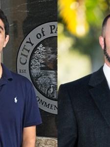 Pfeiffer, Walker Run for Parkland City Commission District 2