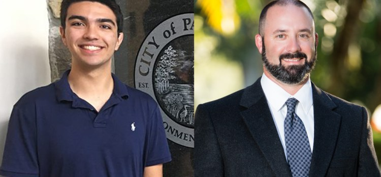 Pfeiffer, Walker Run for Parkland City Commission District 2