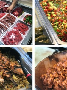 Eat Like a Sheikh at Sahara Mediterranean Market