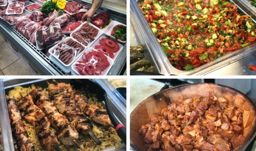 Eat Like a Sheikh at Sahara Mediterranean Market