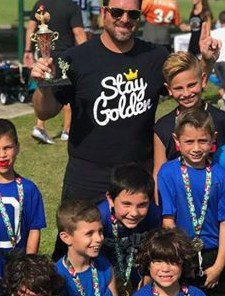 Flag Football Fun Entertains Adults and Children at Second Annual Turkey Bowl