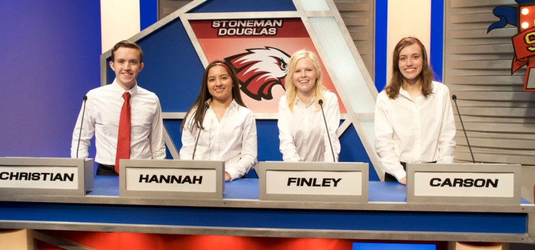 School Duel Begins 9th Season of High School Academic Quiz Show
