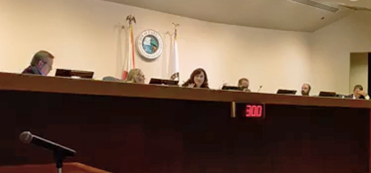 Parkland Mayor Asks for City Manager's Resignation at Commission Meeting