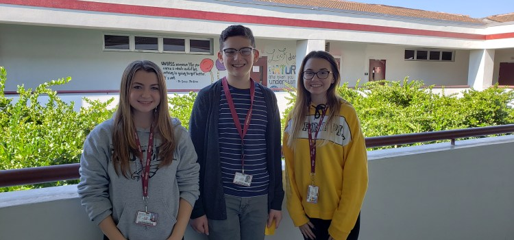 Marjory Stoneman Douglas STEM Team Wins State Competition; Advances to Nationals
