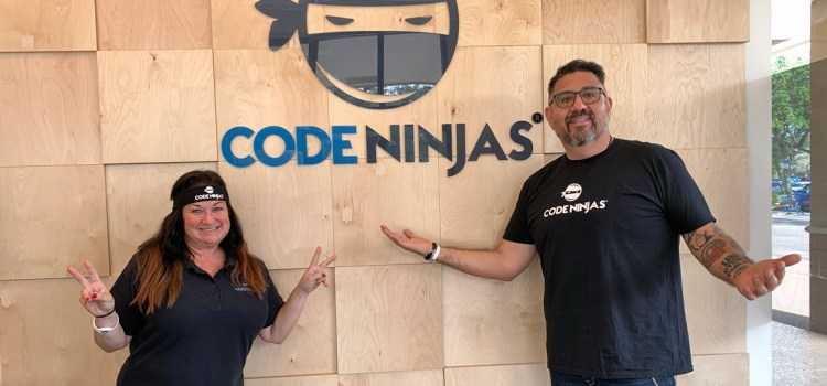 Code Ninjas Holds Grand Opening of Coral Springs Location