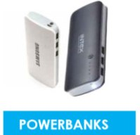 branded powerbanks