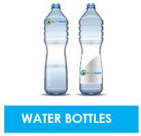 water bottles branding